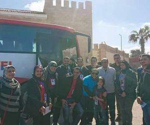 """مستقبل وطن يستكمل معسكراته في الإسكندرية تحت عنوان """"وطن يستحق يلا شارك"""" (صور)"""