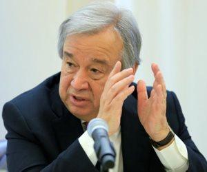 ماذا قال أمين عام الأمم المتحدة بشأن الضربة العسكرية المحتملة على سوريا؟