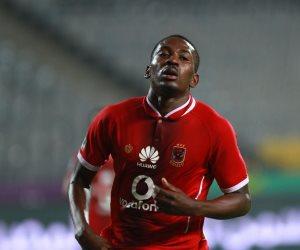 أجاي يغيب عن مباراة الأهلي وكمبالا سيتي في دوري أبطال أفريقيا