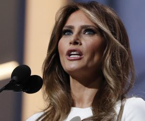سيدة البيت الأبيض تحت قصف «التنمر»..مهنة عارضة الأزياء بعبع ميلانيا ترامب على «السوشيال»