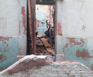 القصة الكاملة لمصرع عريس الإسكندرية في انفجار منزله بكرموز ( صور)