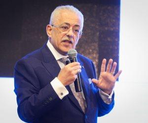 وزير التعليم عن تسمم طلاب المنوفية: شائعات لإحداث بلبلة قبل الانتخابات