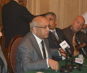 مساعد رئيس الوفد يتقدم بمذكرة موقعة من 509 عضو تطالب بحل الهيئة العليا