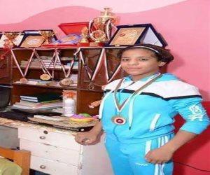 الحكم على والد بطلة المصارعة ريم مجدي بالسجن سبع سنوات