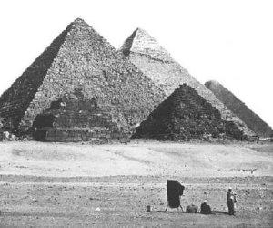 """محاولات الخليفة """"المأمون"""" لكشف أسرار الأهرامات (صور)"""