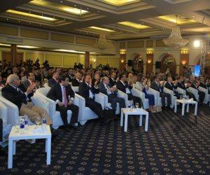 """""""مصر تستطيع"""".. تفاصيل الجلسة الاولي للمؤتمر.. وخبراء: تكثيف المياه حل علمي (صور)"""