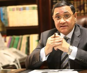 عبد الرحيم علي يتبرع بكافة مستحقاته البرلمانية حتي انتهاء الفصل التشريعي لصندوق تحيا مصر لمواجهة كورونا