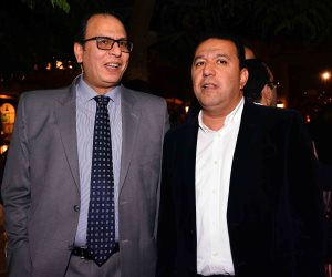 """وزراء الهجرة والبترول والبيئة في حفل استقبال علماء """"مصر تستطيع"""" (صور)"""