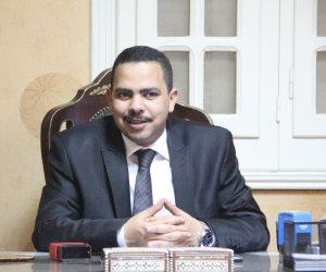 النائب أشرف رشاد يعلن اختياره زعيما للأغلبية بمجلس النواب