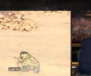 عمرو أديب: يجب تحويل الكتيبة 103 صاعقة لفيلم.. ويسخر من جيش الدوحة بطريقته الخاصة