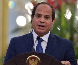 """""""الخليج"""" الكويتية: المصريون اختاروا السيسي لاستكمال انجازات الفترة الرئاسية الأولى"""
