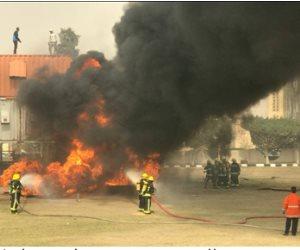 في اليوم العالمي للحماية المدنية.. مهنتي رجل إطفاء ( صور )