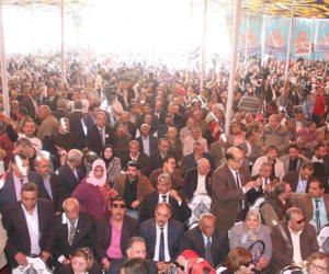 """رئيس """"مستقبل وطن"""" في الحوامدية: """"كلنا جنود في كتبية دعم الرئيس"""""""