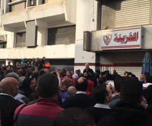 تجديد حبس متهمين بمديرية الشباب والرياضة في قضية مخالفات نادي الزمالك 15 يوما