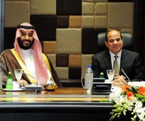 """""""سلم نفسك"""" في دار الأوبرا.. السيسي يدعو ولي عهد السعودية لسهرة ثقافية"""