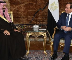 مجلس الشورى السعودي: زيارة ولي العهد للقاهرة لمواجهة ما يحاك ضد المنطقة