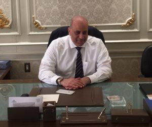 النائب عمرو غلاب يطالب الحكومة بحل مشاكل المنيا