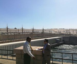 من داخل محطة كهرباء السد العالي.. أسرار وطنية وتاريخية وفنية للمحطة (صور)