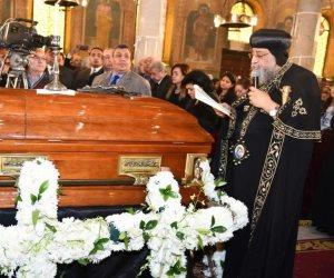 حقيقة الموت فى عيون البابا تواضروس.. ننشر نص كلمته في عزاء أسقف طما