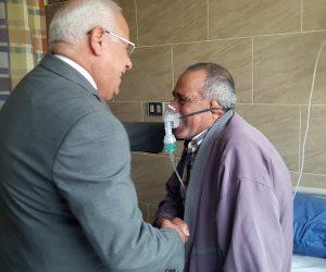 محافظ بورسعيد: مسشفى بورفؤاد ستشهد تطورا ملحوظا خلال أشهر