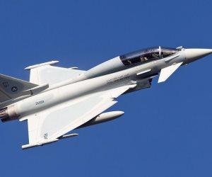 """الصناعات الدفاعية البريطانية: السعودية اشترت 48 مقاتلة """"يوروفايتر تايفون"""""""