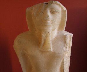 8 معلومات عن عمود مرنبتاح الأثري الذي نقل إلى المتحف الكبير