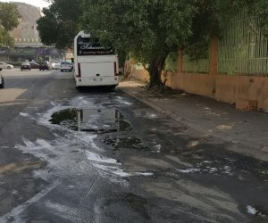 محافظة القاهرة تواجه غسيل السيارات في الشوارع بـالتصوير