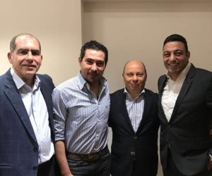 برومو ميديا تتصالح مع محمد بركات في مقر الشركة بأرض الجولف