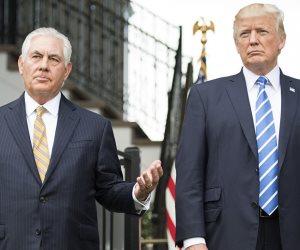 واشنطن بوست: ترامب نجح في ضرب مصداقية تيلرسون.. وقرار الإقالة لم يكن مفاجئا