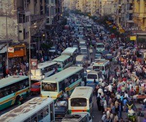 املأوا الفراغ.. كم تبلغ مساحة مصر المستغلة؟ (إنفوجراف)