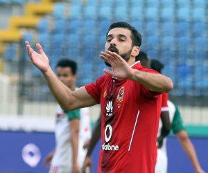 21 لاعبا في قائمة الأهلى لمواجهة طنطا.. وعبد الله السعيد أبرز المستبعدين