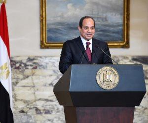 تنمية سيناء.. السيسي يطلق إشارة البدء لسلسلة مشروعات قومية جديدة