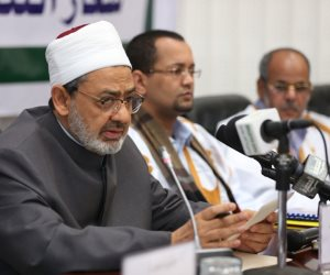 أحمد الطيب: قيادات الحركات الإرهابية لم يتخرجوا من الأزهر