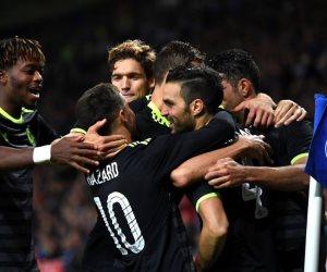 5 أرقام في تأهل تشيلسي لنصف نهائي كأس الاتحاد علي حساب ليستر .(فيديو)