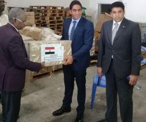 مصر تقدم مساعدات طبية للصومال لدعم الرعاية الصحية