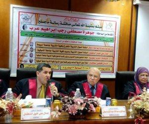 أمانة عمال «كلنا معاك من أجل مصر» تجتمع بالمفوض العام لشركة غزل المحلة