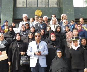 مديرية أمن الإسماعيلية تكرم 25 أسرة من أمهات شهداء الشرطة (صور)