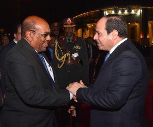 اتفاق مصري سوداني على عقد مؤتمر استثمارى بالمنافذ الحدودية