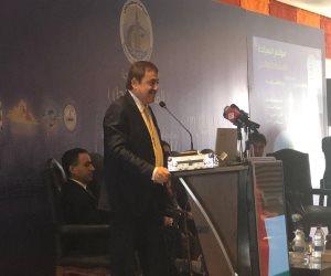 قنصل فلسطين بمصر: نثق في قدرة الرئيس السيسي والجيش في القضاء على الإرهاب (صور)