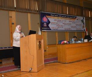 مؤتمر طبي بجامعة أسيوط: المسح الذري أفضل الطرق لتشخيص سرطان الرئة