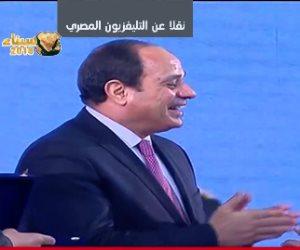السيسي: أمهات الشهداء أكدوا أن أبنائهم فداء لمصر فتحية إجلال لهم