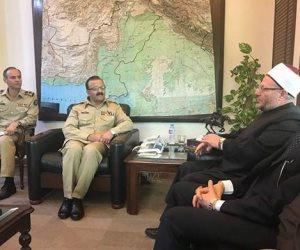 مفتي الجمهورية: المصريون يثقون في قواتهم المسلحة وأجهزة الدولة
