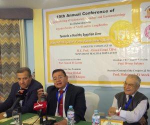 «التليف ودهون الكبد» في أعمال مؤتمر الكبد والجهاز الهضمي بالعين السخنة