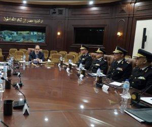 وزير الداخلية: دوائر أمنية بنطاق الطرق المؤدية لمقار اللجان الانتخابية  ( فيديو )