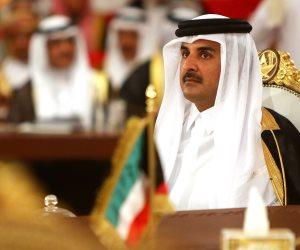 """الدوحة بخدمة """"الحرس الثوري الإيراني"""".. ووفد هولندي يحقق في دعم تميم لتنظيمات الإرهابية"""
