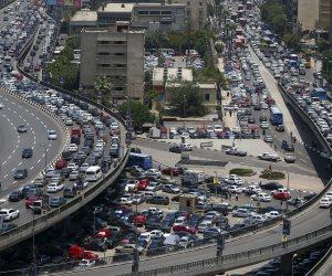 احذر هذه الطرق.. تعرف على الحالة المرورية اليوم في القاهرة والجيزة