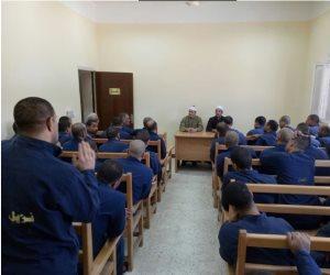 محاربة الفكر المتطرف.. ندوة تثقيفية لنزلاء سجن المنيا