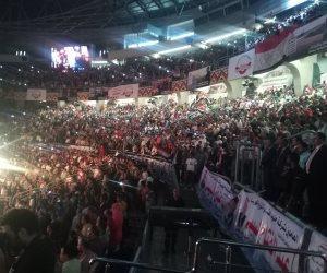 «كلنا معاك من أجل مصر» تختتم فعالياتها اليوم قبل الصمت الانتخابي