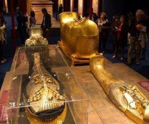 10 معلومات عن معرض الآثار المصرية ورحلاته وعدد القطع الأثرية به
