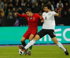 نجم البرتغال: المباراة أمام مصر كانت صعبة.. وسعيد بالفوز على المنتخب القوي دفاعيا